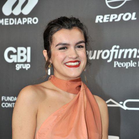 Amaia Romero de OT triunfa con una foto sin depilar - Chic