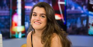Amaia Romero en El Hormiguero