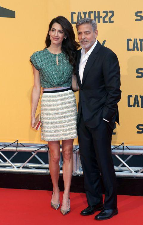 'Catch-22' Rome Premiere