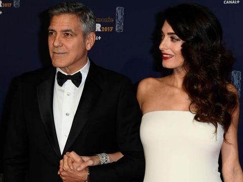 Amal Alamuddin e George Clooney