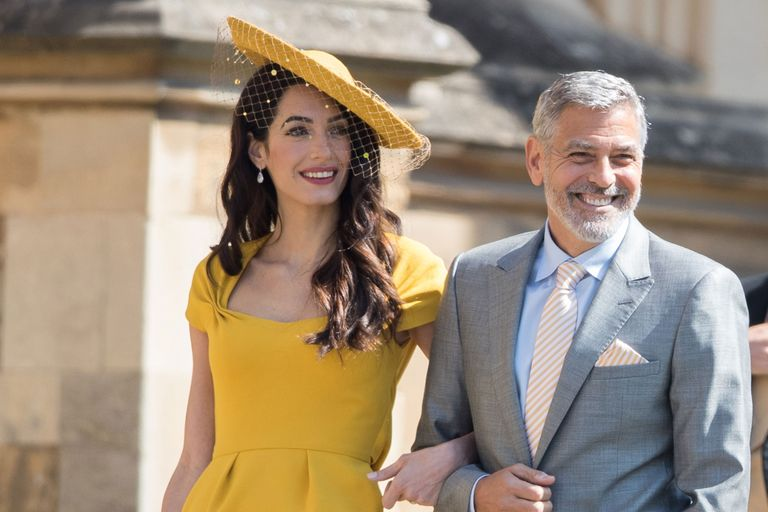Royal wedding guests given slippers to change into at reception