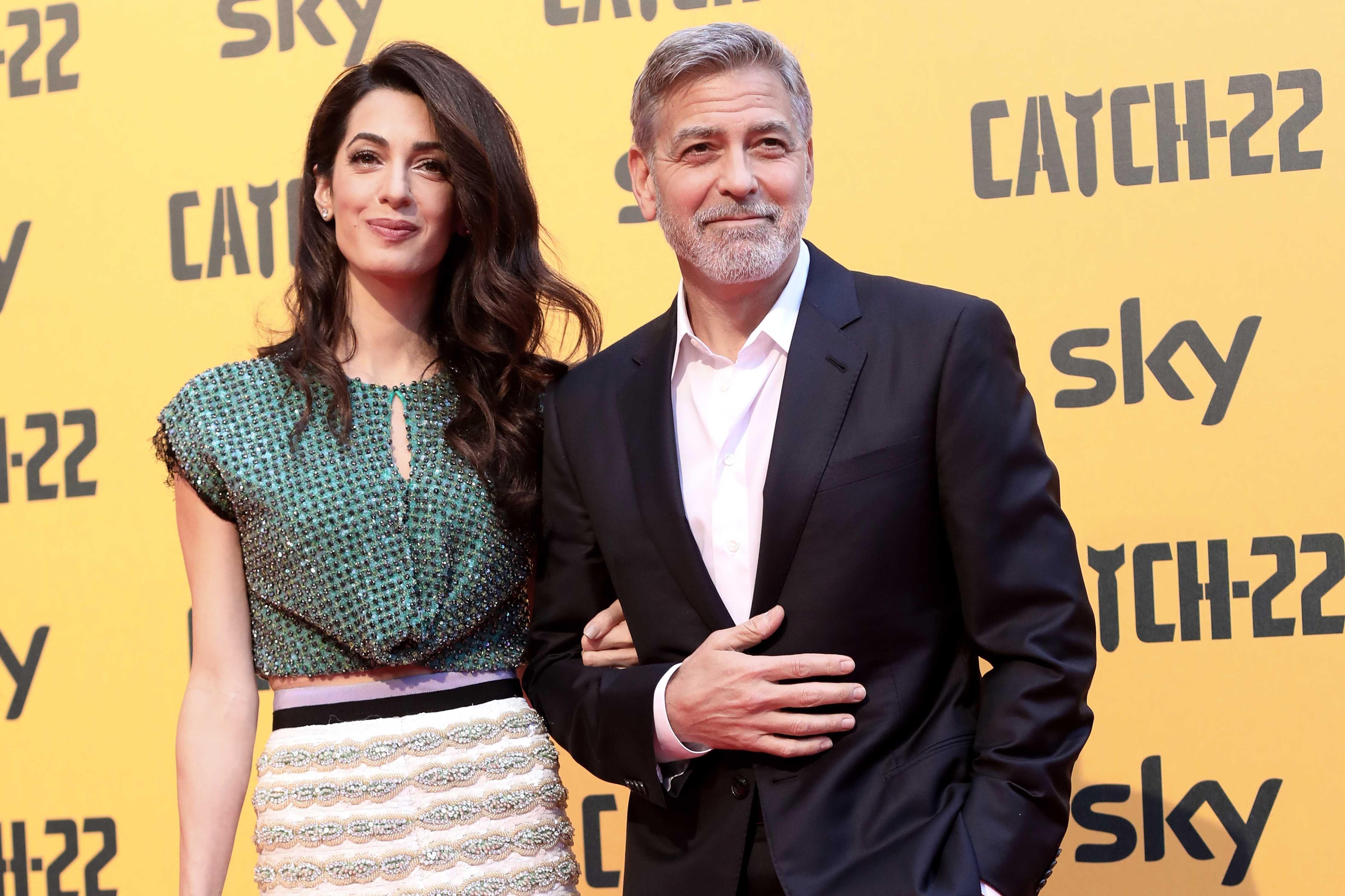 Amal Clooney Style - Photos of Amal Alamuddin's Best Fashion