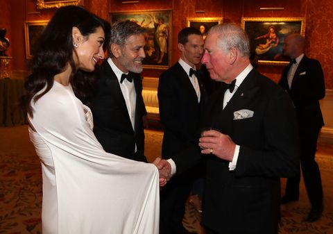 The Prince Of Wales Hosts Dinner To Celebrate 'The Prince's Trust'