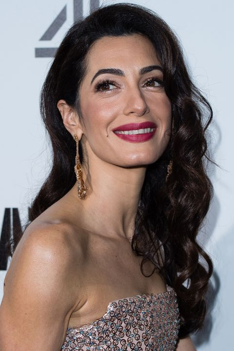 How to recreate Amal Clooney's beauty look from the Cannes Film Festival