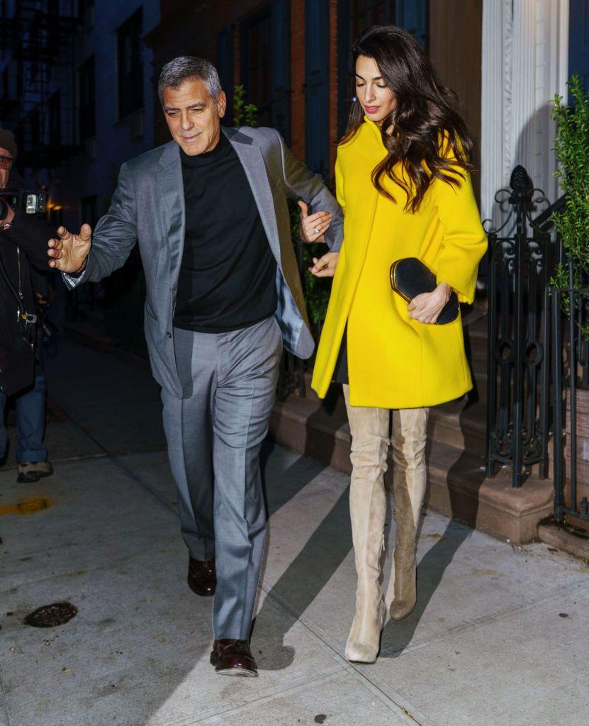 c04ada254e Amal Clooney Style - Photos of Amal Alamuddin s Best Fashion Looks