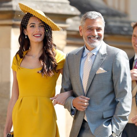 Yellow, Clothing, Suit, Fashion, Dress, Formal wear, Event, Headgear, White-collar worker, Outerwear,