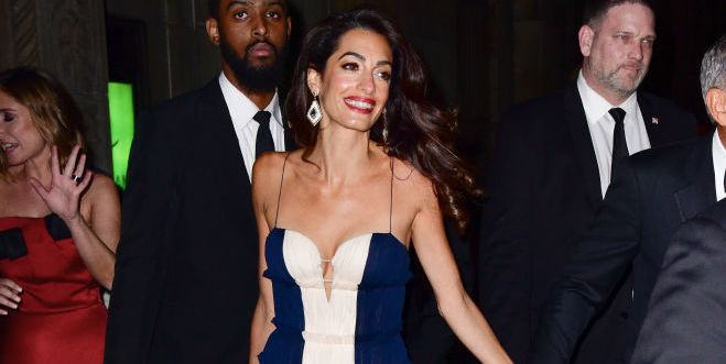 Amal Clooney has a personal style that is both sophisticated and playful. From the courtroom to the red carpet—and every occasion in between—take a closer look at our favorite looks.