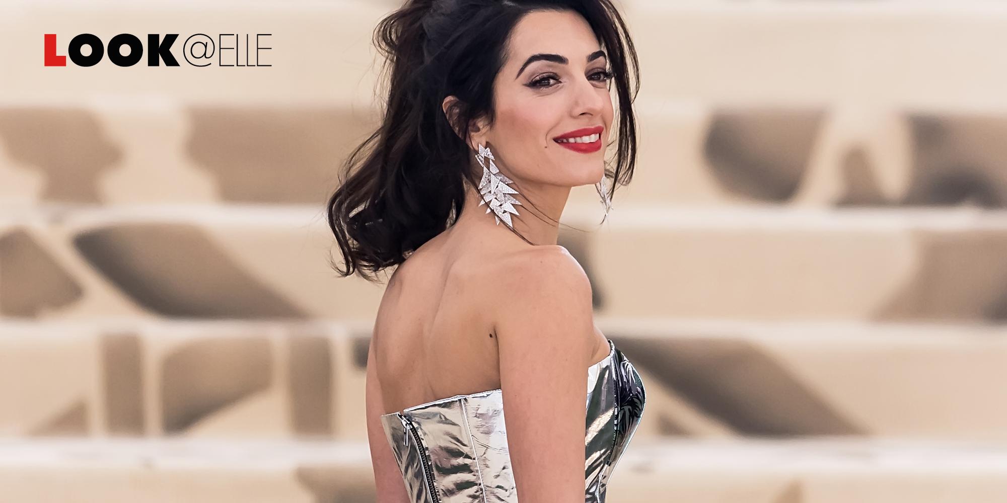 Amal Clooney look 2018