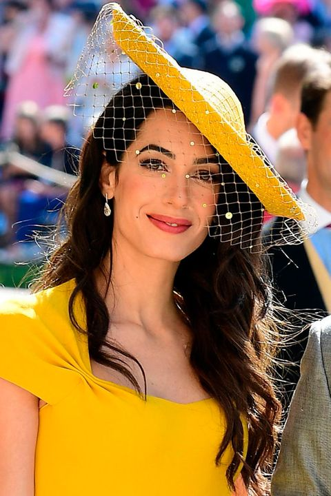 Royal Wedding Guests The Best Beauty Looks Hair And Make Up Looks