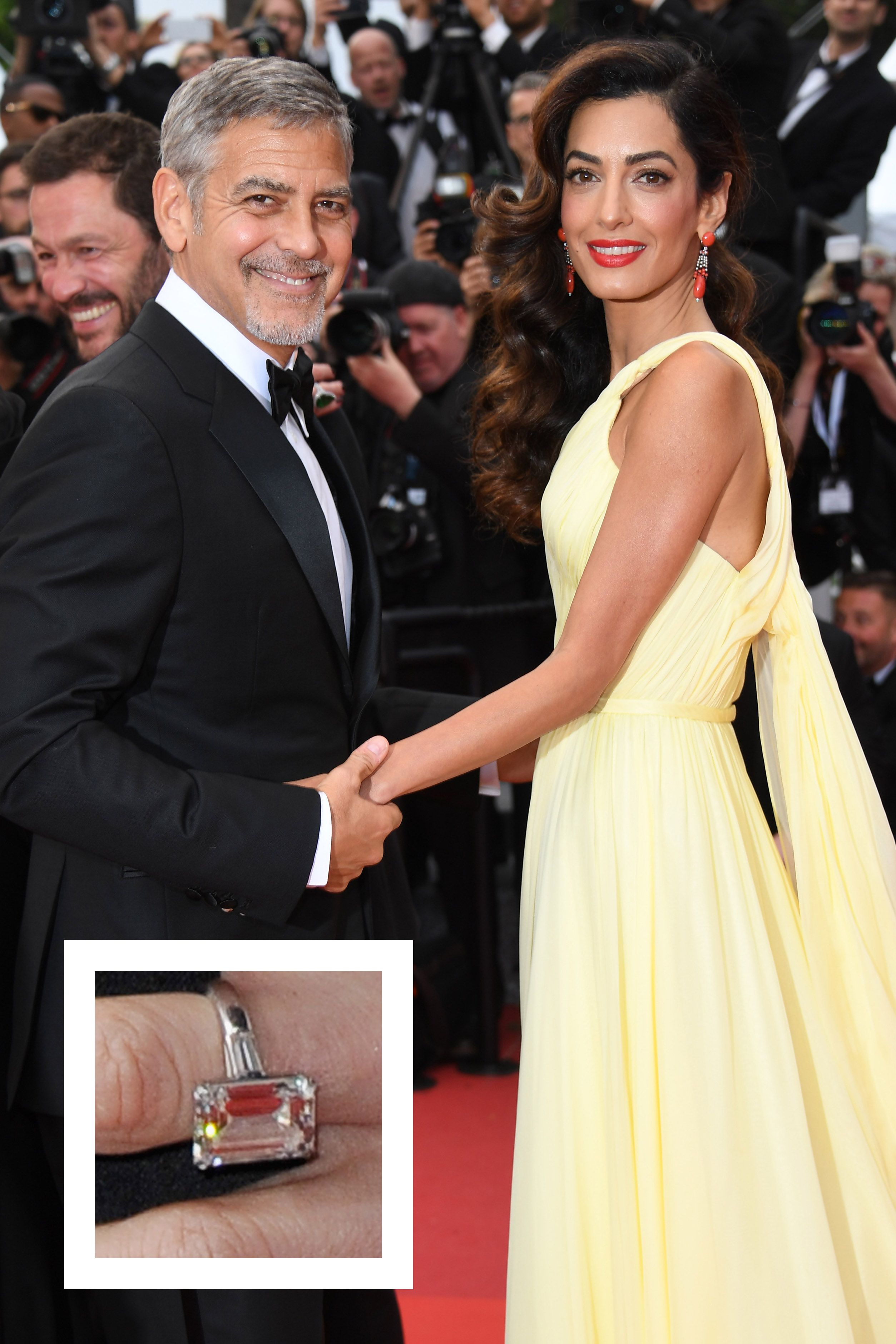 40+ Best Celebrity Engagement Rings - Biggest, Most
