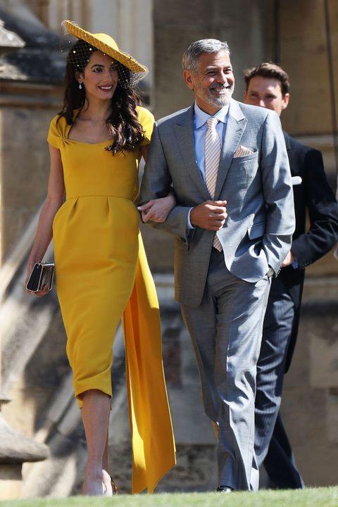 Amal Clooney Style Photos Of Amal Alamuddin S Best