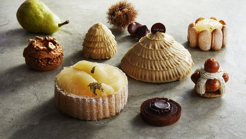 秋 スイーツ ホテル 人気 おすすめ ケーキ モンブラン りんご 芋 ぶどう シャインマスカット 栗 テイクアウト イートイン