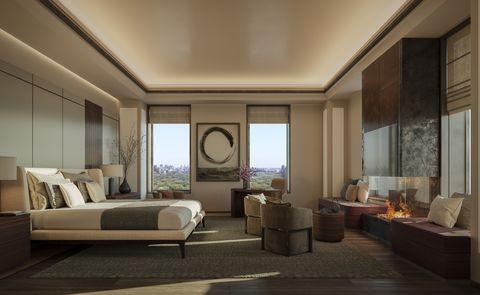 aman residence bedroom