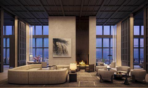 安縵宣布東京最高住宅「東京公館」、新酒店品牌「janu tokyo」2023年開幕