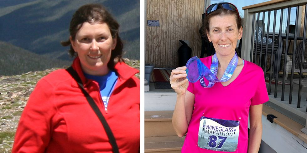 This Woman Lost 70 Pounds and Connected With Her Daughter in the Process