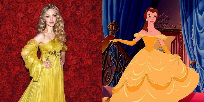 50 Times Celebrities Dressed Like Disney Princesses