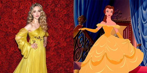 d78af0b2e6e 50+ Times Celebrities Dressed Exactly Like Disney Princesses