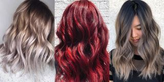 The Fall 2019 Hair Color Trends To Watch Out For
