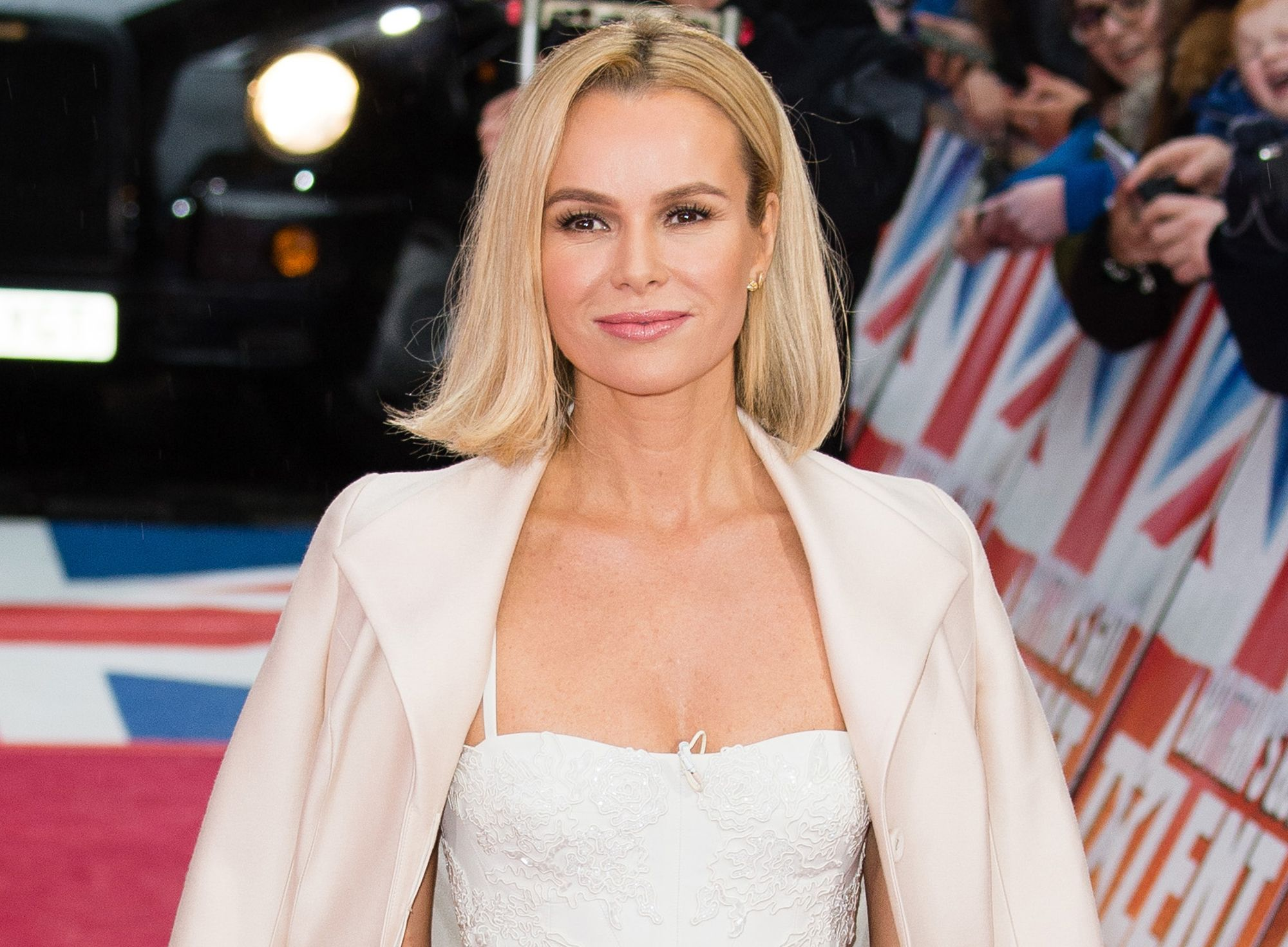 Amanda Holden Sex Video amanda holden dress: where to buy her white belted dress