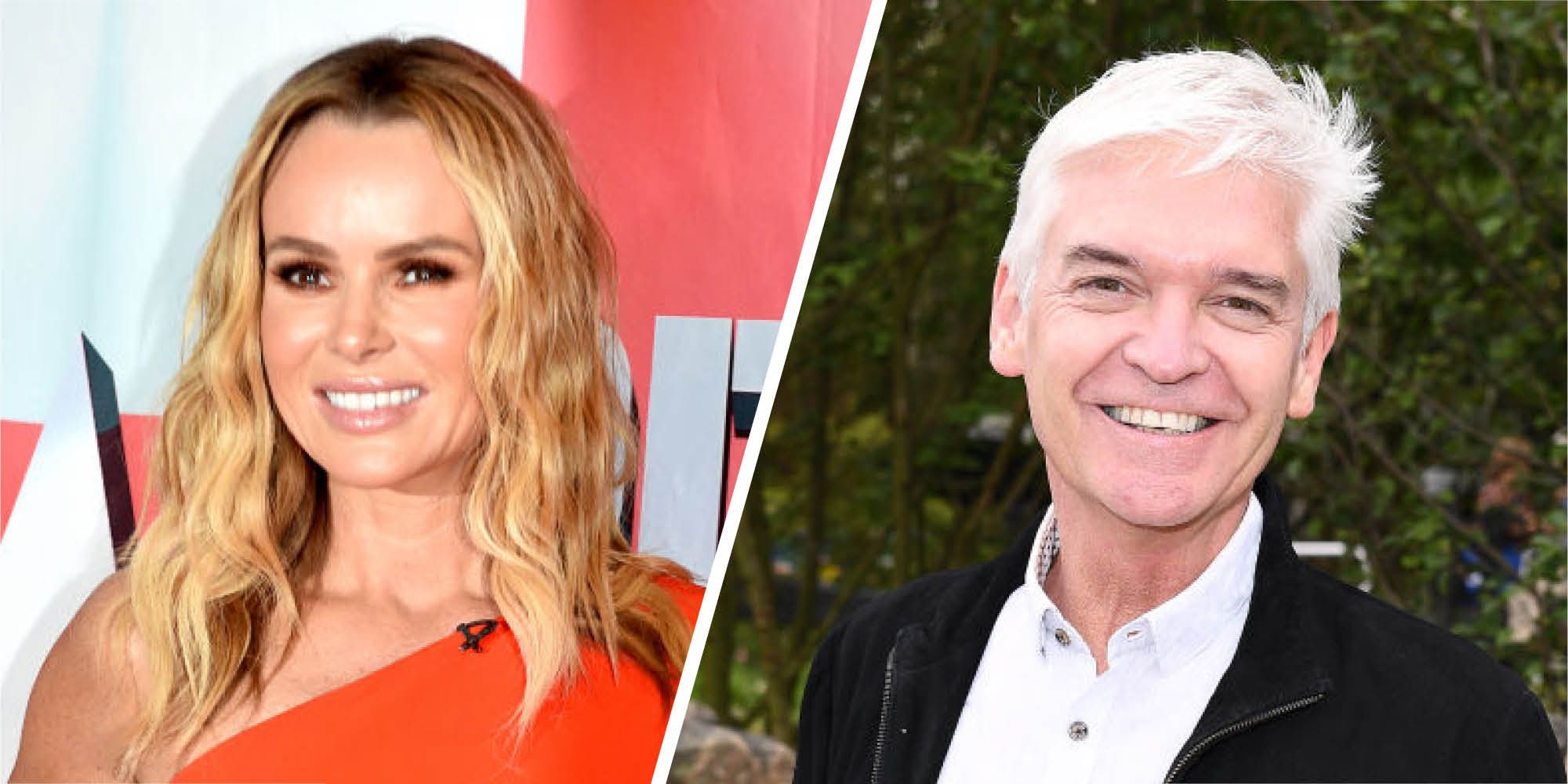 Amanda Holden Sex Video the real reason behind this strange feud between amanda