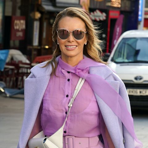 Amanda Holden leaves fans in stitches trying to recreate risky dance move