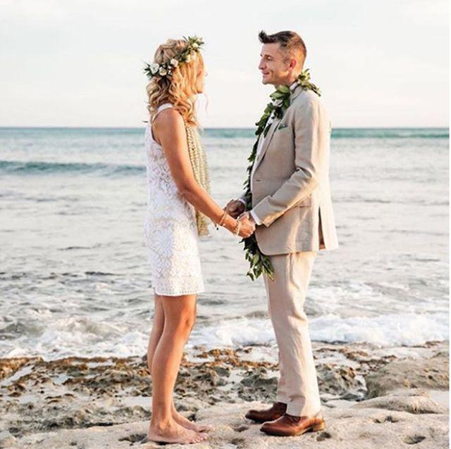 ハワイ レイ ウエディング 結婚式 レイ おしゃれ コーディネート