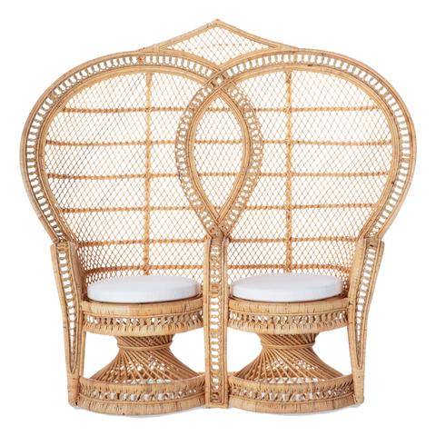 amanda lindroth peacock chair