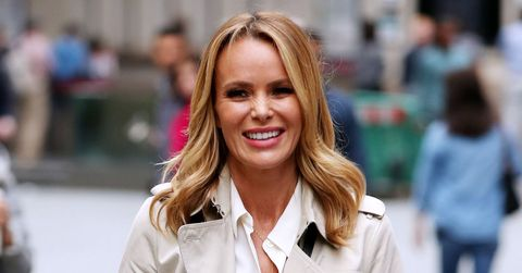 Amanda Holden out and about, London, UK - 25 Jun 2019