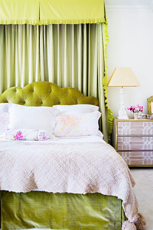 Superbe Green Bedrooms