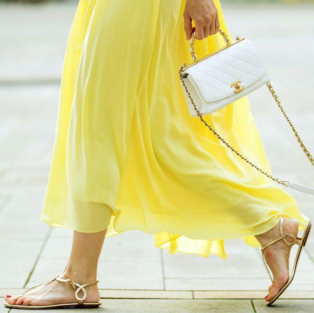looks en amarillo
