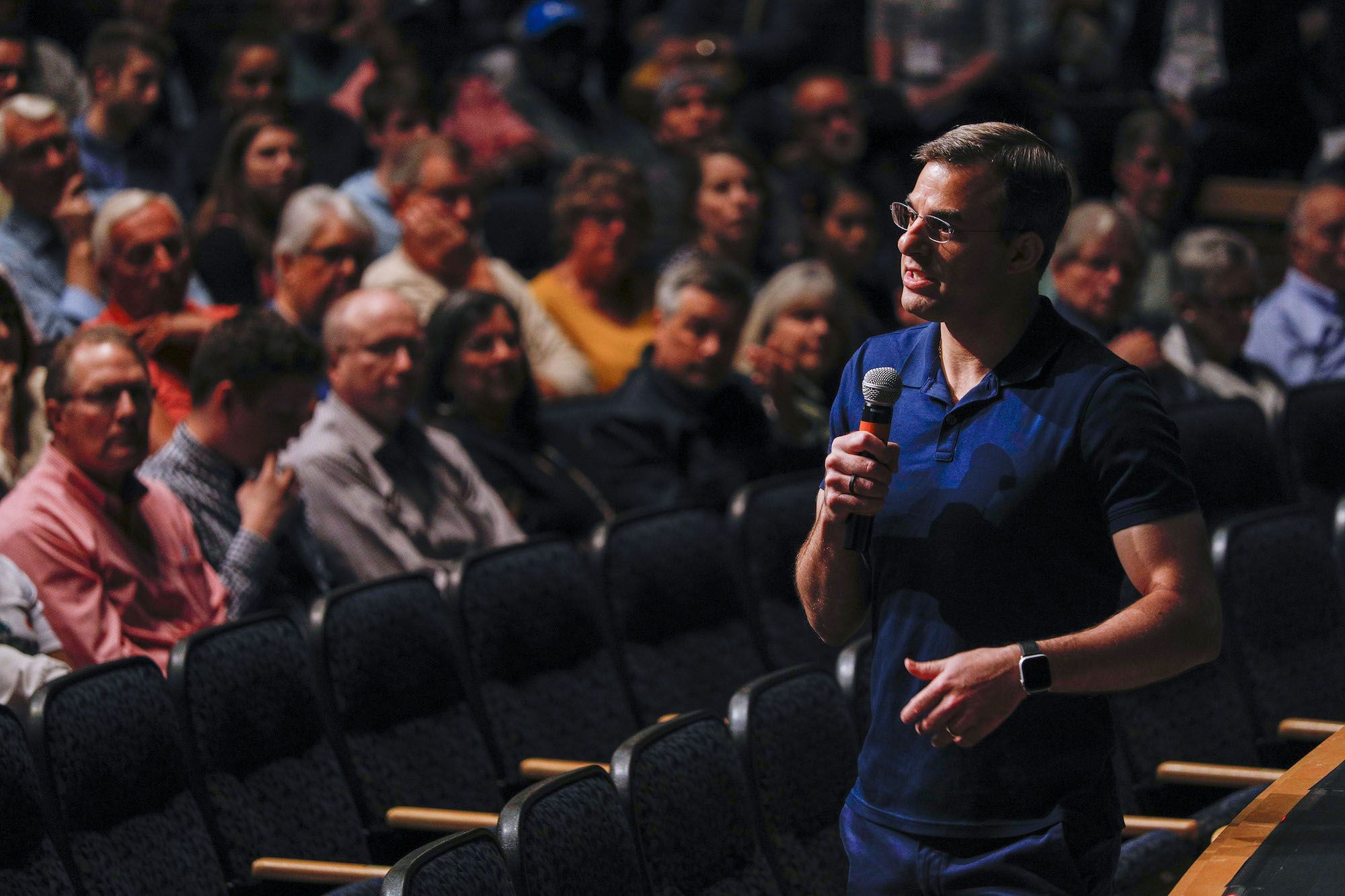 Justin Amash Brought the Receipts When Two Trump Supporters Came at His Impeachment Claims