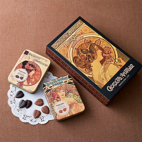 アマリエ リーフチョコレート