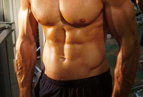 15minute ab workout at men's health
