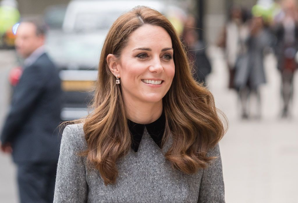 Kate Middleton wows in a chic floral dress