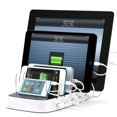 A Charger for Multiple Devices
