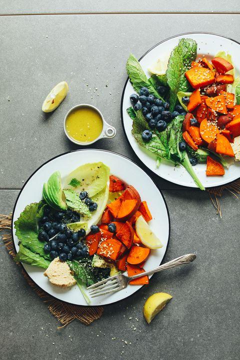 Dish, Food, Cuisine, Salad, Ingredient, Spinach salad, Superfood, Vegetable, Leaf vegetable, Vegetarian food,