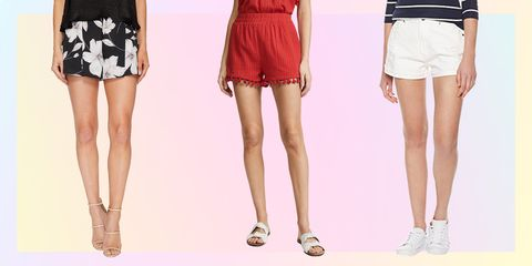 Clothing, White, Waist, Shorts, Fashion, Leg, Abdomen, Human leg, Thigh, Trunk,