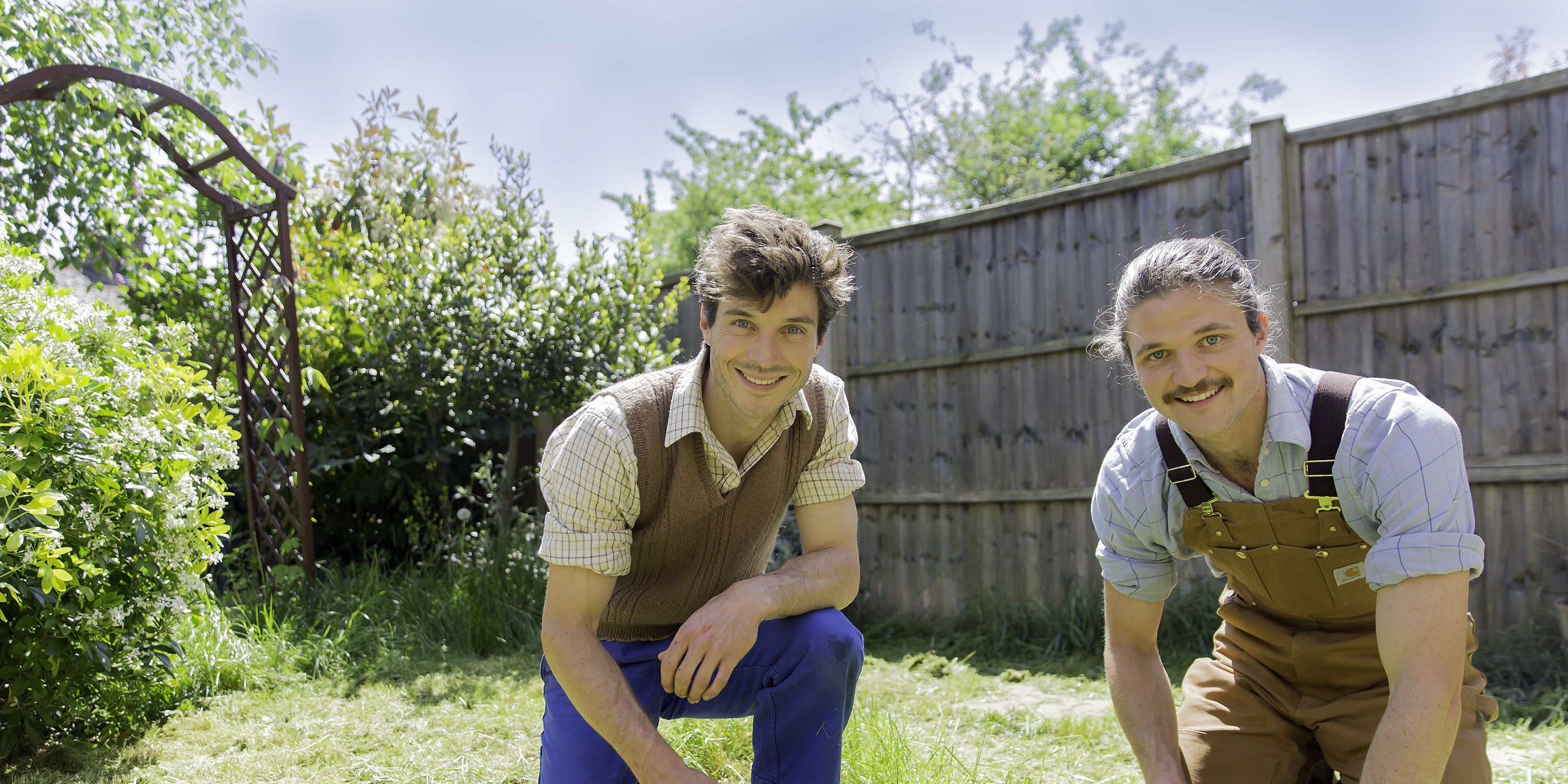 The Rich Brothers' step-by-step gardening guide for millennials and beginners