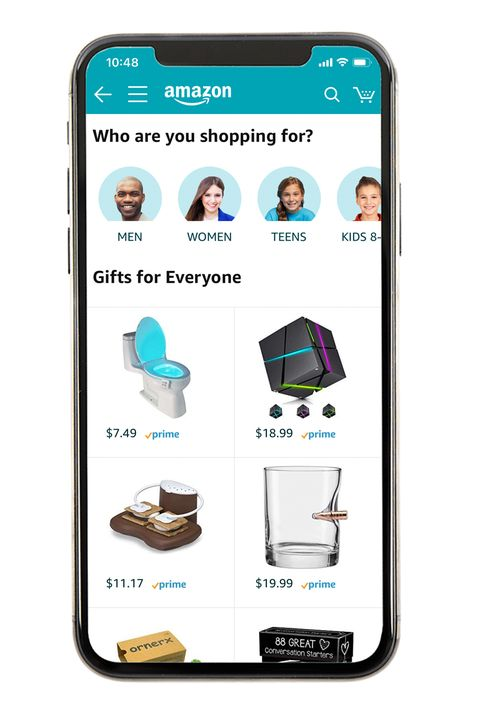 Amazon - Best Gift Giving Apps