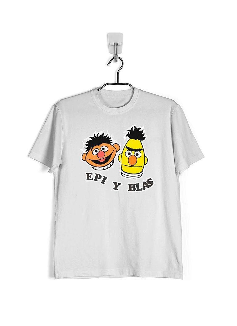 Amazon vende la camiseta de Epi y Blas que todo el mundo quiere comprar  hoy.