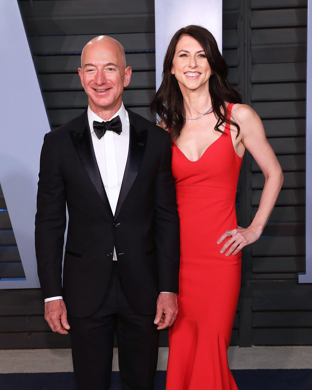 Who Is Mackenzie Bezos Amazon Ceo Jeff Bezos Soon To Be Ex Wife