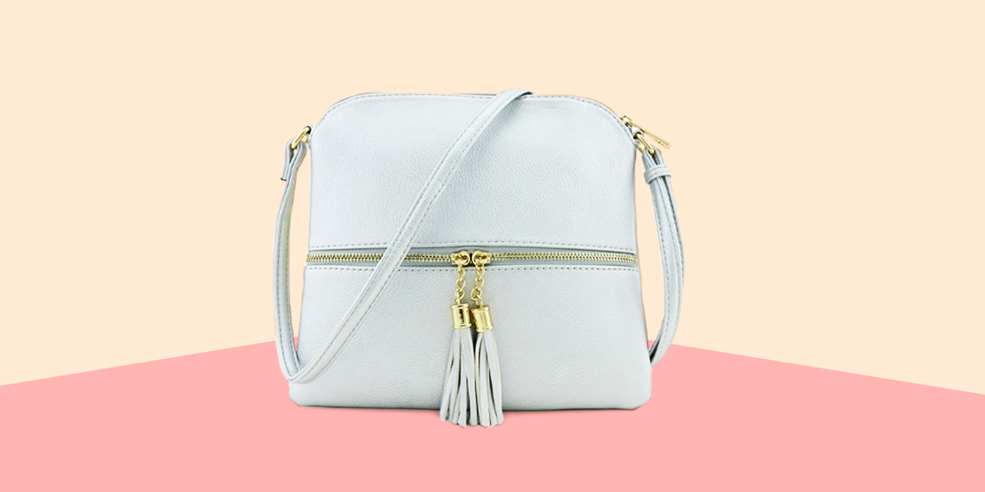 acebd5c6eba3 The Deluxity Crossbody Bag That Everyone on Amazon Loves Is Up to 88% Off  Today