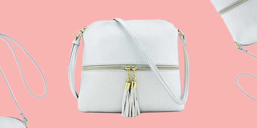 The Deluxity Crossbody Bag That Everyone on Amazon Loves Is Up to 88% Off  Today 4ff6d7b45ea8a