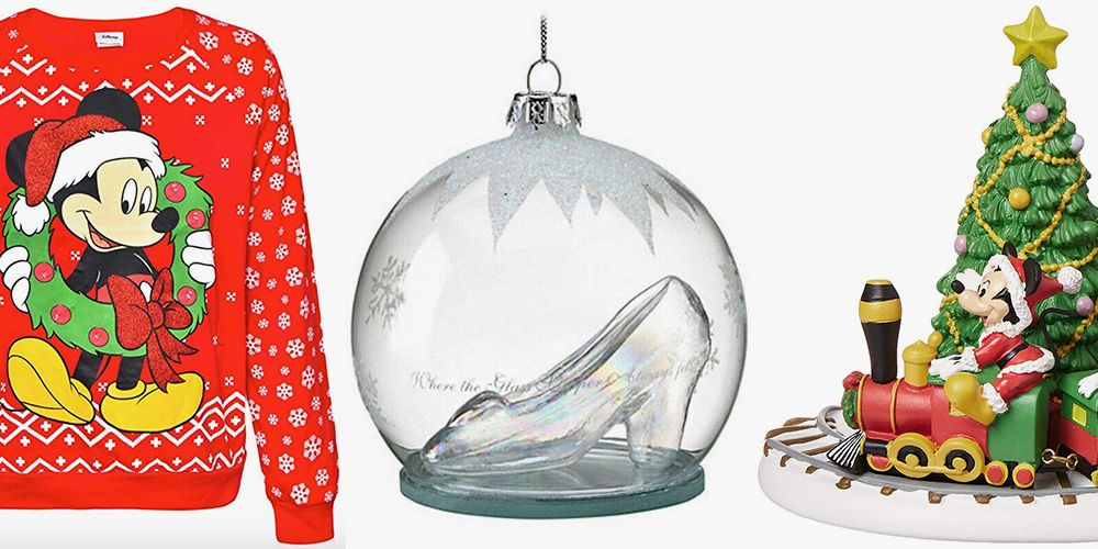 Amazon Is Stocked With Disney Christmas Goodies to Bring Extra Magic Into the Holidays