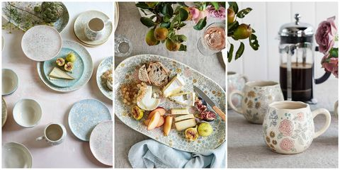 amazon dorotea dinnerware collection