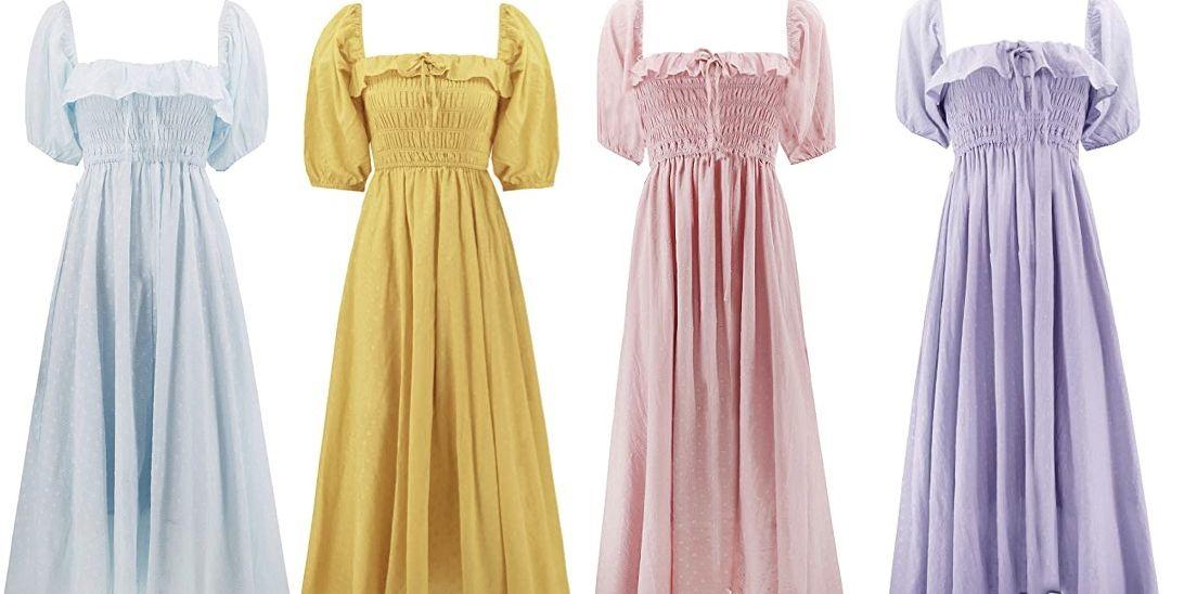 Amazon's bestselling summer dress is back in stock