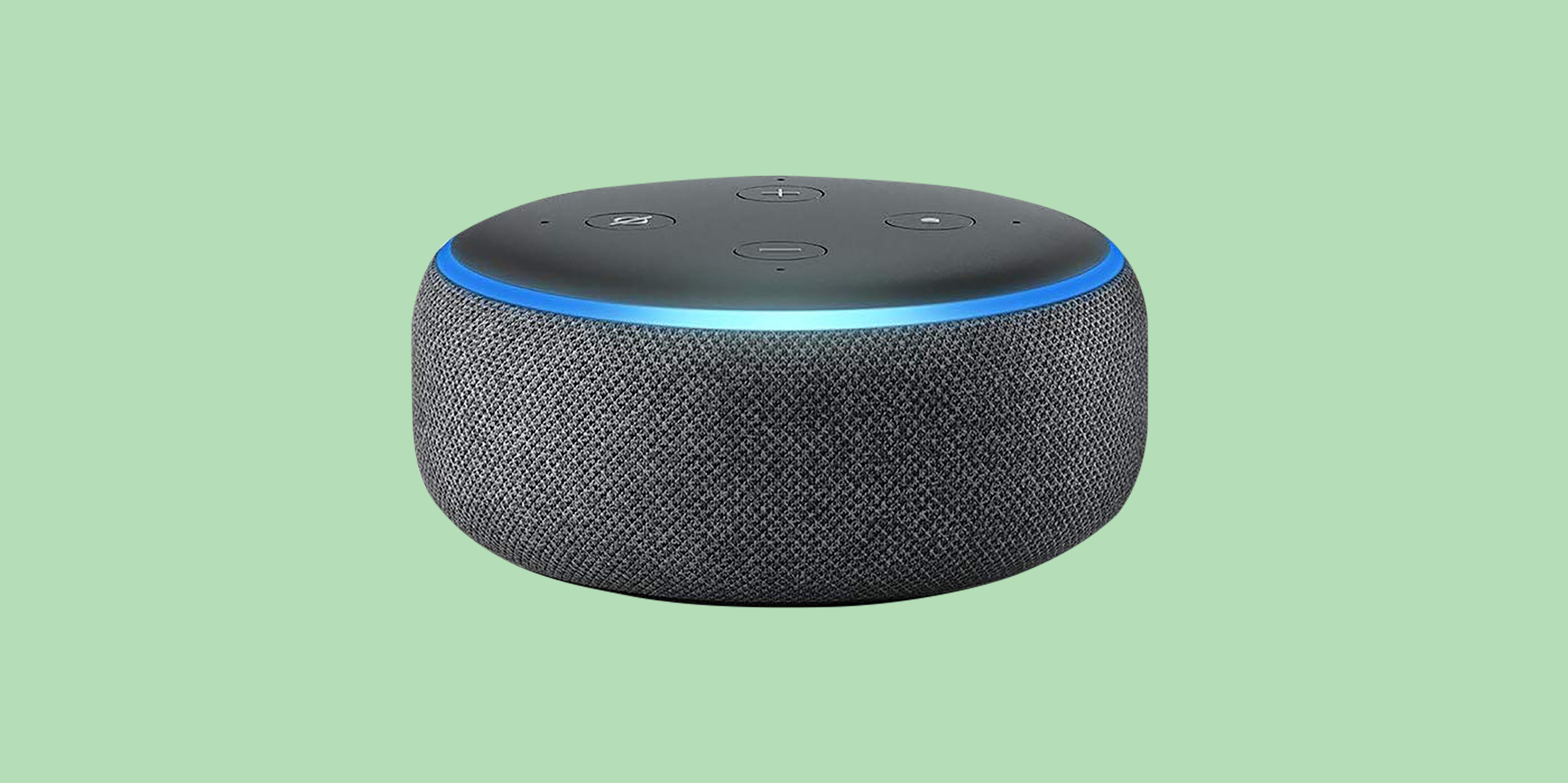 echo dot with amazon music