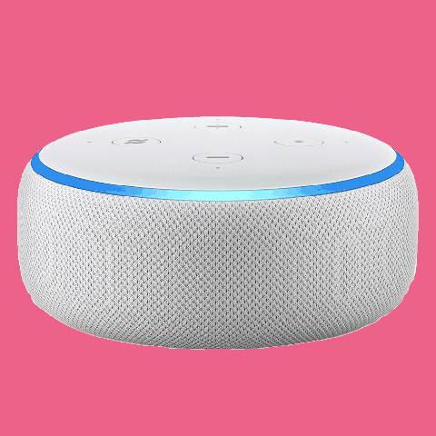 Pink, Stool, Audio equipment, Loudspeaker, Bean bag chair, Table, Computer speaker, Furniture, Air purifier, Circle,