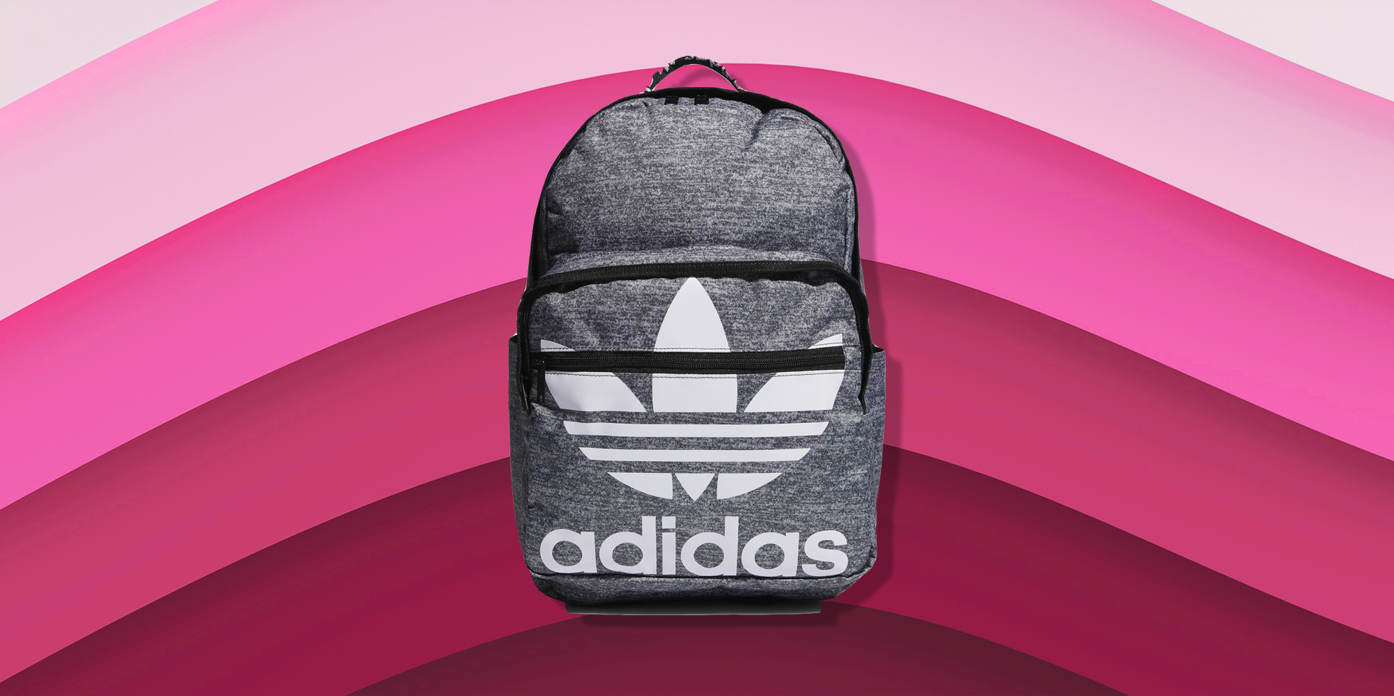 adidas Classic 3S Sackpack 6 Colors Everyday Backpack NEW
