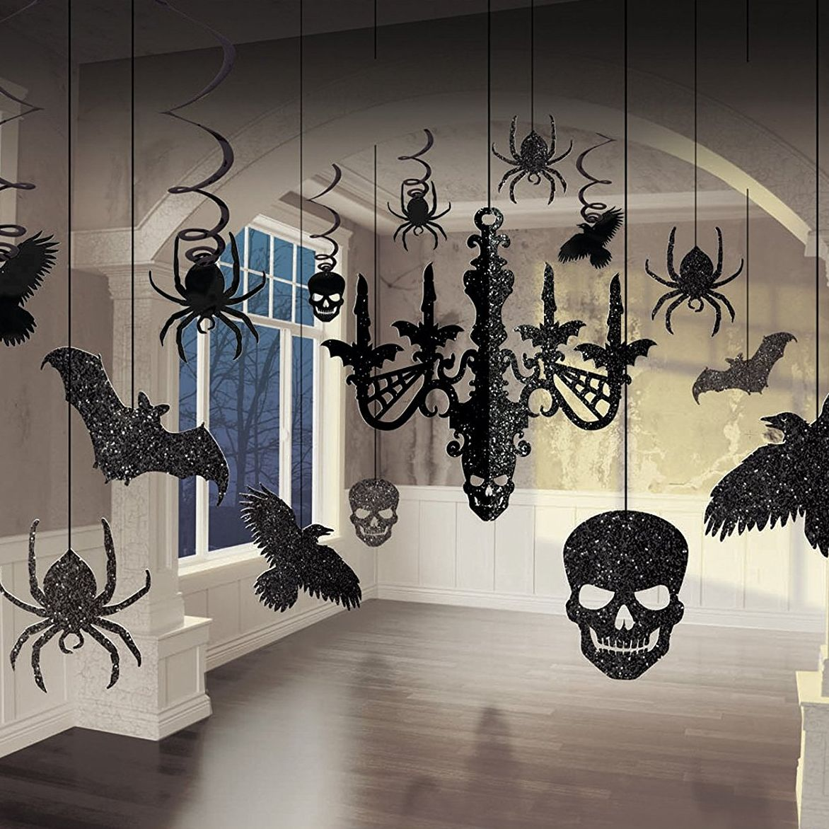Decoración Halloween Amazon